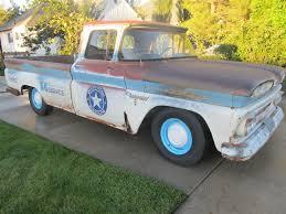 1960 Chevy shop truck, rat rod, hot rod, C10, Apache, Patina, 2WD ...
