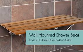 wall mounted shower seat top 10 list