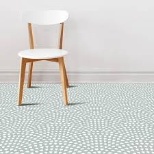 image of itsu dot pattern modern vinyl flooring design from forthefloorandmore com