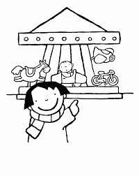 Kleurplaat Kermis Luxe 18 Beste Afbeeldingen Van Thema Kermis Kid