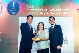 travel agency award