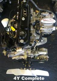 Brand New Toyota 4Y engines for sale at Mikes Place (Hiace) perfect ...