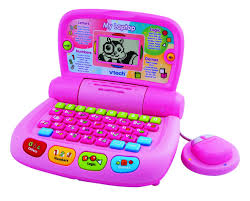 V-Tech My Laptop Pink - Bilco Direct