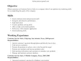 Good Resume Examples Good College Student Resume Example With ...