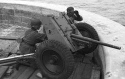 Image result for German 3.7cm PAK 36 anti tank gun