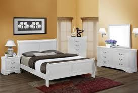 Philip White King Bedroom Set – Katy Furniture