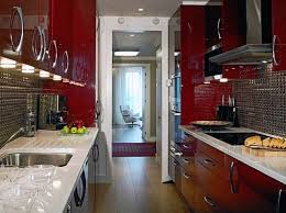 Small Narrow Kitchen Modern Small Kitchen Design Ideas In Home And Interior