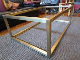 ... Coffee Table, Metal Coffee Table Base With Keyword Copper Top Coffee  Tables: ideas for ...