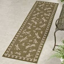 dragonfly flight indoor outdoor rug runner liora manne indoor outdoor rug runners