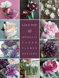 How To Make A Beautiful Flower With Paper 10 Beautiful Paper Flowers You Can Make