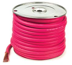 82 6722 battery cable type sgr, 6 gauge, wire length 25' Battery Wiring For 6 grote industries 82 6722 battery cable type sgr, 6 gauge, battery wiring for 6 volt tractor