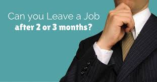 Can I Leave A Job Off My Resume Best Of Can You Leave A Job After 24 Or 24 Months Is It OK To QUIT WiseStep