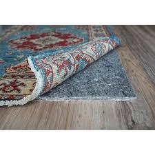 rug pad felt 1 4 thick non slip cushioned felt rubber rug pad 9 9x12 rug