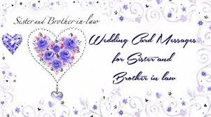 wedding card messages for sister and brother in law Wedding Cards Messages For Sister Wedding Cards Messages For Sister #41 wedding cards messages for sister