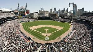 Comerica Park Seating Chart Pictures Directions And