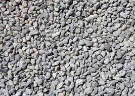 right gravel or landscaping rock