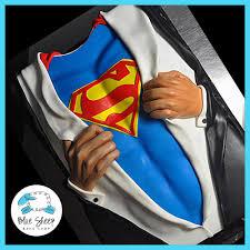 superhero sheet cake superman birthday sheet cake blue sheep bake shop