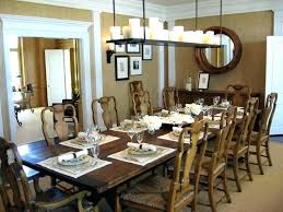 chandelier height over table innovative ideas dining hanging above o