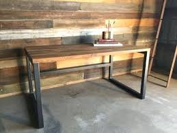 reclaimed wood office. Reclaimed Wood Desks Desk Industrial Modern With Regard To Popular Home . Office