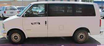 1996 Chevrolet Astro van | Item 6784 | SOLD! September 14 Go...