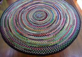 unraveled braided rug repair restoration
