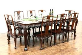 chinese dining table rosewood round vintage room sets beautiful sold set and chairs