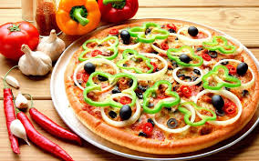 image of round table pizza buffet hours for