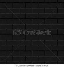 seamless black wall texture. Seamless Black Wall Background. Stock Photo Texture