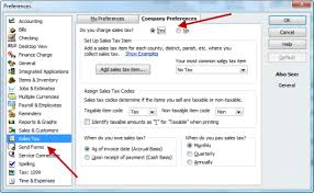 6 25 Sales Tax Chart Setting Up Sales Tax In Quickbooks Practical Quickbooks