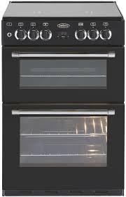 belling 60cm range cooker 60dfblk