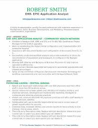 Cerner Resume Samples Best Of Application Analyst Resume Samples QwikResume