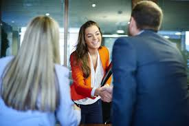 how to handle an informal interview job interview greeting