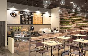 cafe lighting design. Cafe Lighting Design. Industrial Rustic Café Interior Design