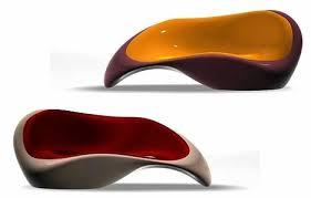 Ultra Modern Lounge Seating by Dima Loginoff