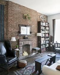 new brick wall interior design and stone idea 38 house panel kitchen diy paint singapore indium