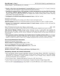 Best Resume Software software developer resume format misanmartindelosandes 11