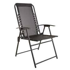 folding lawn chairs. Contemporary Chairs Patio Lawn Chair In Black Intended Folding Chairs E