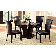 wonderful round glass dining table set elegant glass top dining table set 4 chairs lovely dining