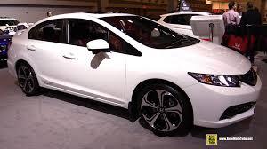honda civic si 2015. Perfect Honda 2015 Honda Civic Sedan Si  Exterior And Interior Walkaround Ottawa  Gatineau Auto Show Intended 0