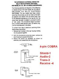 panasonic cb radio d104 mic wiring wiring diagram fascinating