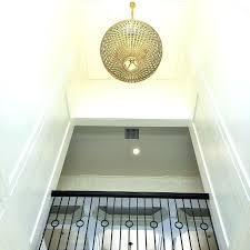 2 story foyer chandelier 2 story foyer chandelier foyer with gold sphere chandelier 2 story foyer