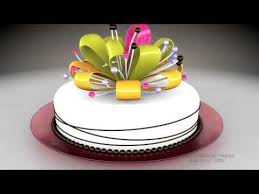 Happy Birthday To You Hd 3d Animated Video Greeting E Card Cinema 4d