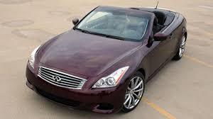 The 2009 Infiniti G37 Convertible, an <i>AW</i> Drivers Log | Autoweek