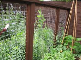 Garden Wire Fencing Ideas Home Outdoor Decoration