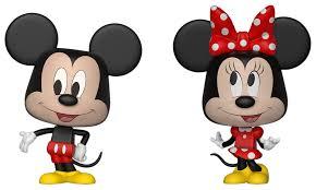<b>Набор</b> фигурок Funko VYNL: Mickey: Mickey Mouse and <b>Minnie</b> ...