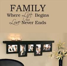 Small Picture Best 20 Family wall sayings ideas on Pinterest Wall sayings