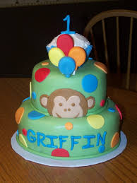 Simple 1st Birthday Cake Ideas First Birthday Cake Decorating Ideas