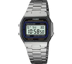 buy casio men s lcd chronograph and alarm watch at argos co uk casio men s lcd chronograph and alarm watch277 5591