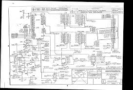 pub cbm schematics index commodore p500 color computer system decode buffer control 4256041 03of15 gif commodore p500 color computer vic video memory video bus buffers