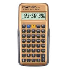 Financial Calculator Us 27 59 25 Off 2016 New Truly Sc123 Scientific Calculator Financial Calculator Cfp Afp In Calculators From Computer Office On Aliexpress